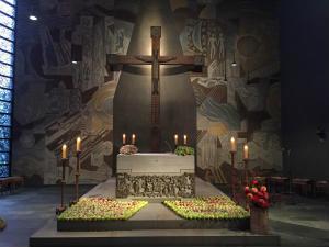Impressionen Erntedank in der St.-Paul-Kirche