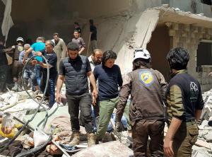 Glocken für Aleppo - Totenglocken läuten am Samstag und Sonntag