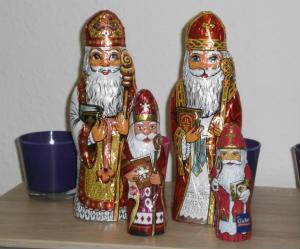 Nikolausaktion der Messdienerinnen und Messdiener
