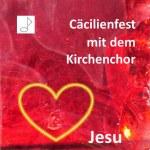 Cäcilienfest des Kirchenchores Herz Jesu am 19.11.2016 - Liebfrauen Bocholt