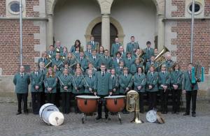 Raesfelder Burgmusikanten in St. Paul
