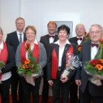 Cäcilienfest beim Kirchenchor St. Helena - Liebfrauen Bocholt