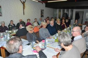Jahreshauptversammlung der Vinzenzkonferenz Heilig Kreuz