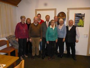 Jahreshauptversammlung - Kirchenchor Heilig Kreuz