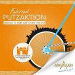 Fleißige Messdiener für saubere Fahrräder - Liebfrauen Bocholt
