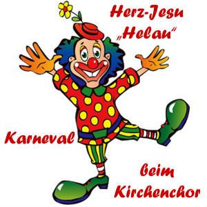Karneval Herz-Jesu Kirchenchor 2017