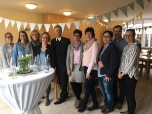 25 Jahre Leiterin der Kita St. Martin: Bernadette Paus