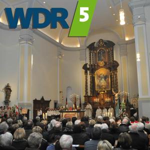 Predigt von Pfarrer Rafael van Straelen im Rundfunkgottesdienst auf WDR 5