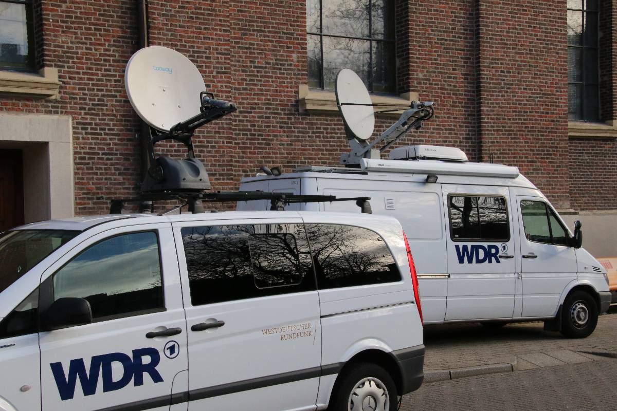 Liebfrauen war auf WDR 5 -on air-  ... Rundfunkgottesdienst aus der Liebfrauenkirche
