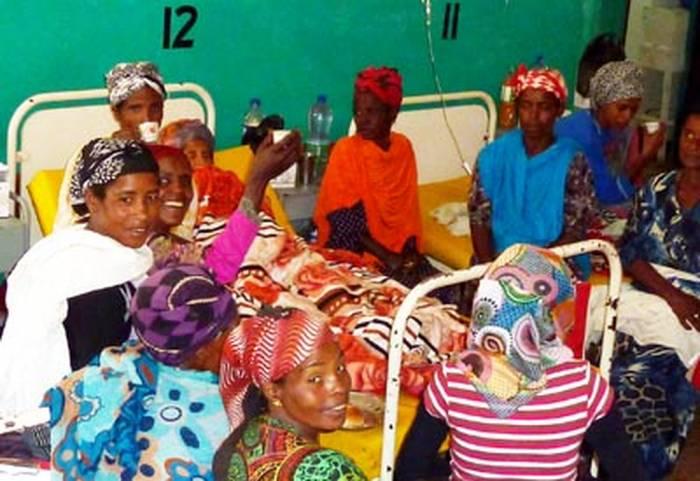 St. Paul unterstützt Krankenhaus in Äthiopien - Einfach Essen sei Dank!