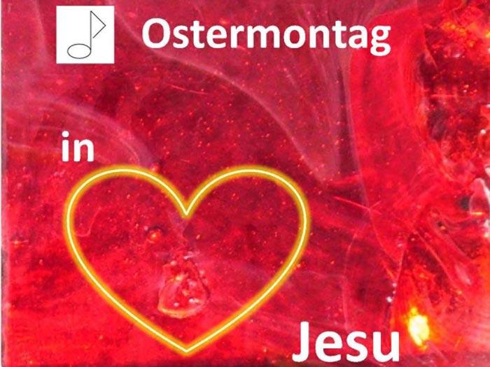 Feierliche musikalische Gestaltung am Ostermontag in der Herz-Jesu Kirche
