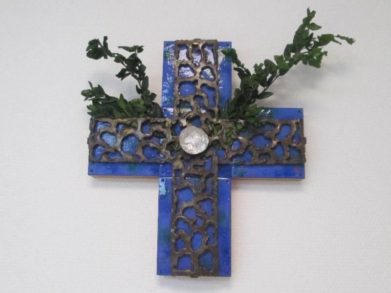 Palmweihe in der Kita St. Helena