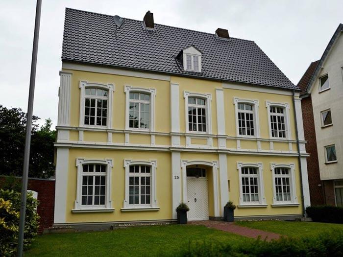 Umzug des Pfarrbüros / Renovierung des Gebäudes Wesemannstraße 11