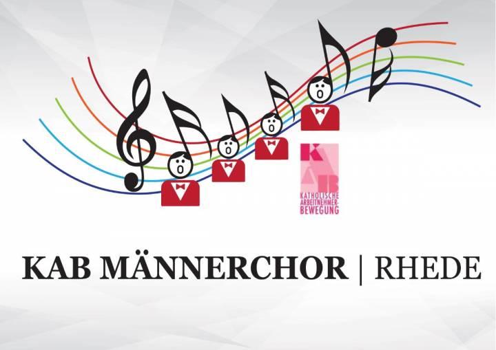 Feierlicher Gottesdienst mit dem KAB-Männerchor|Rhede