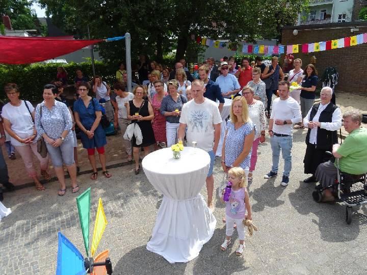 Kita St. Theresia feiert 150 - jähriges Jubiläum