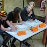 Aktive Zauberer wetteifern miteinander auf Ameland