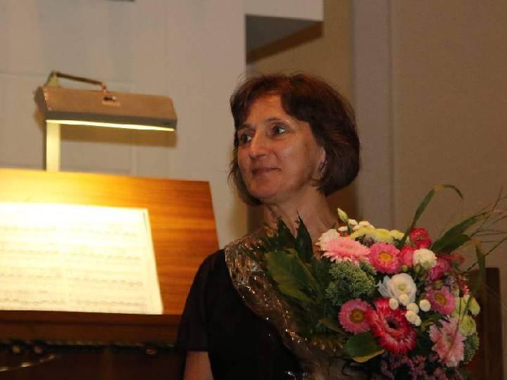 """Orgelkonzert """"Zu Ehren der Gottesmutter"""""""