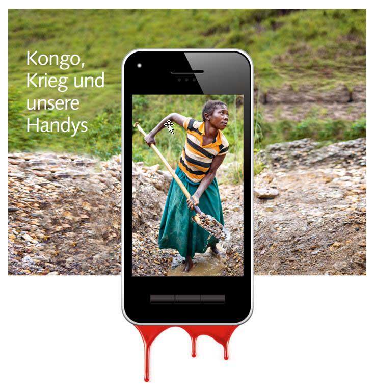 missio-Aktion: Alte Handys recyclen ... Wir machen mit!