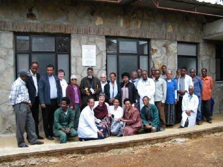 € 7.000 für Sr. Rita in Äthiopien