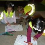 Hl. Kreuz Kitakinder bewähren sich als Archäologen