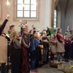 """""""Wir feiern Erntedank"""" mit dem Kinderchor Herz-Jesu"""