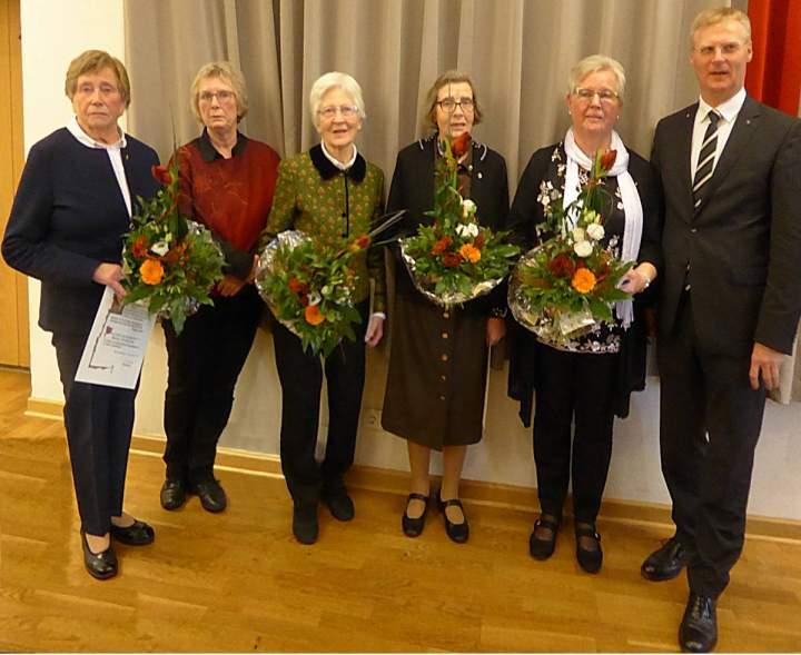 Cäcilienfest des Kirchenchores Liebfrauen am 1. Advent 2017