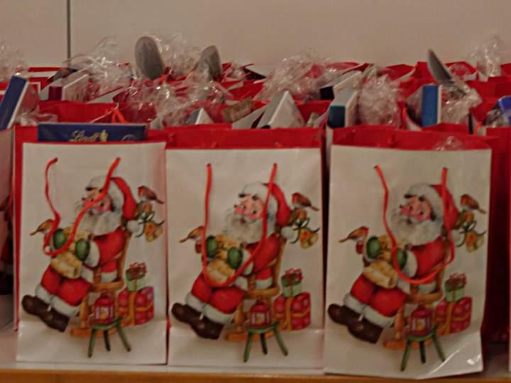 Heut ist Nikolausabend da….