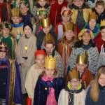Sternsingeraktion 2018: Engagierte Kinder, stolze Eltern!