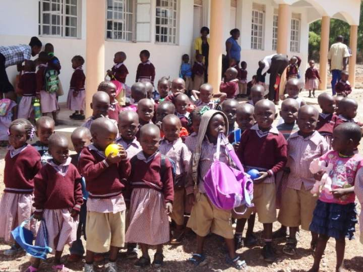Besuch beim Uganda-Kreis