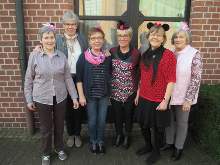 KFD St. Paul: Mitgliederversammlung und Altweiber