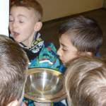Hl. Kreuz Kinder zu Gast in der Liebfrauenkirche
