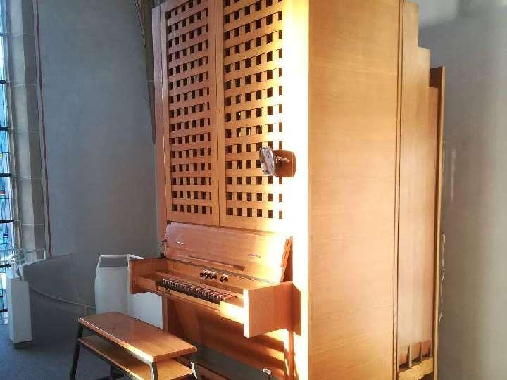Breil-Orgel, St. Agnes-Kapelle am Schonenberg