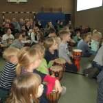 Trommelreise in der Kita St. Helena