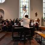 Hochzeit aus den eigenen Reihen - Kirchenchor Herz-Jesu ist begeistert