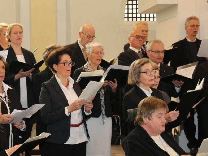 """Bruckner`s """"Messe in C"""" erklang in der Liebfrauenkirche"""