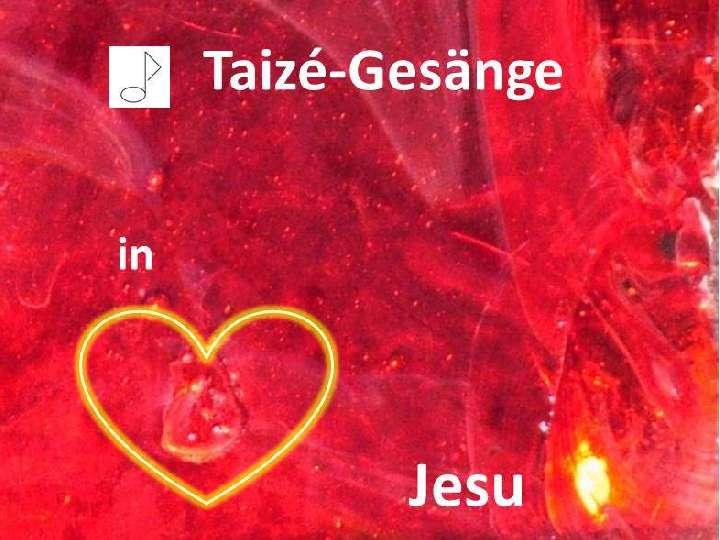 Bereits 86 Anmeldungen zum Taizé-Projekt-Chor