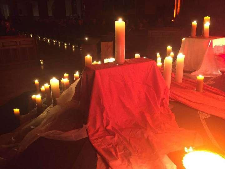 Vorankündigung: Taizégebet mit Projektchor am 4.11.2018 in St. Gudula, Rhede
