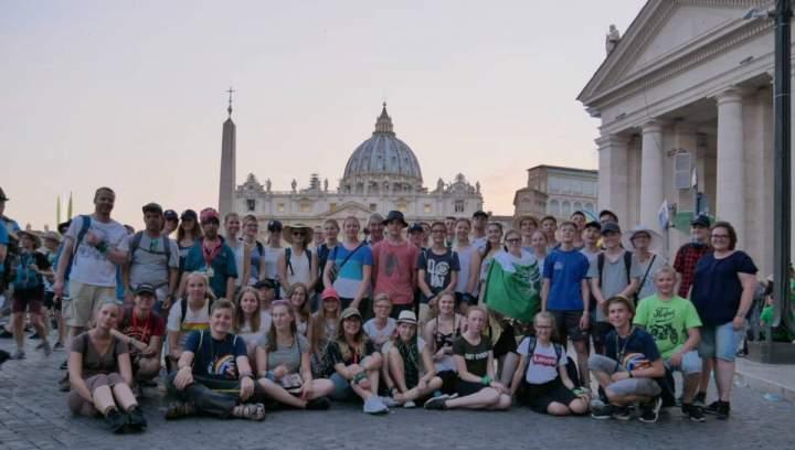 Mit-der-Hitze-zur-Papstaudienz