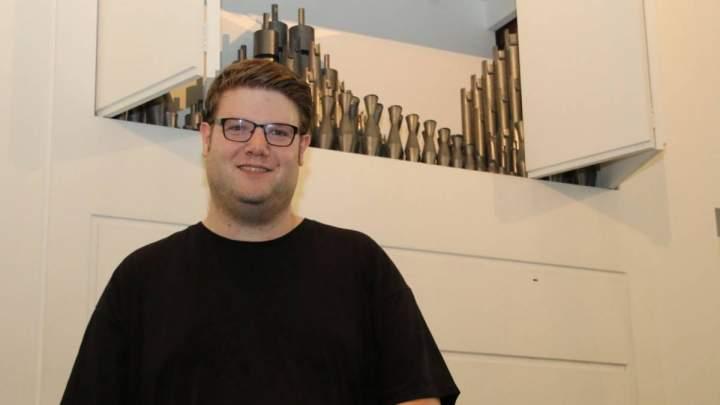 Herzlich willkommen - Neuer Kirchenmusiker in Liebfrauen
