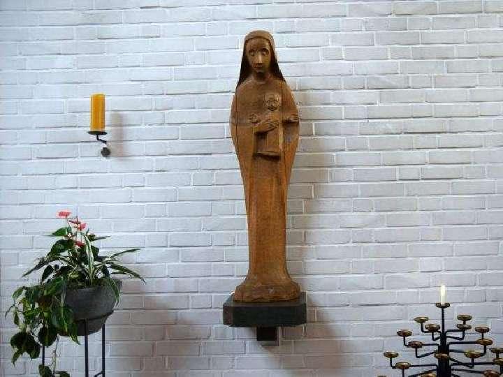 Mariengesänge mit dem Kirchenchor Herz-Jesu