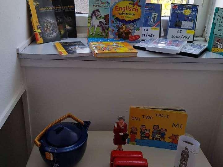 Rätsel-Rallye und Blind Date beim Buchsonntag