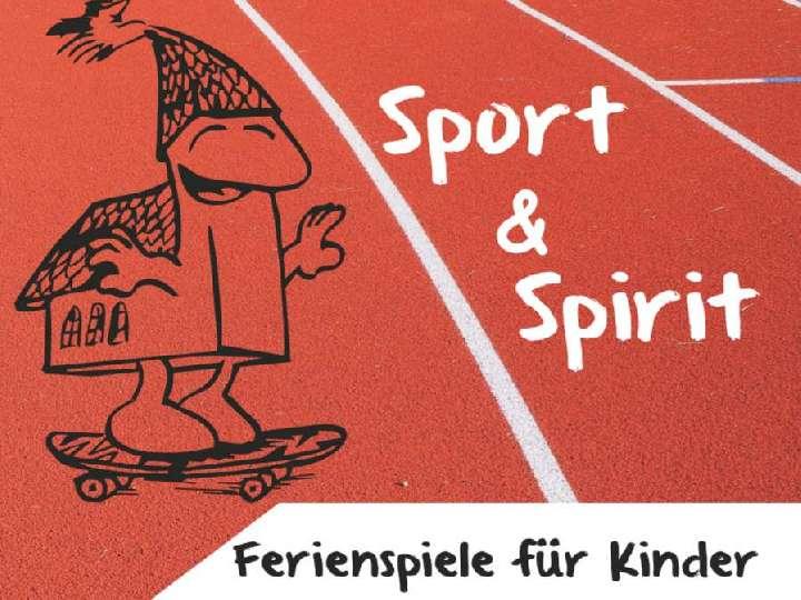 Anmeldung Sport and Spirit 2019