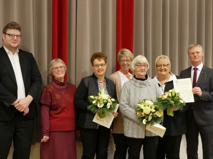 Cäcilienfest des Kirchenchors Liebfrauen