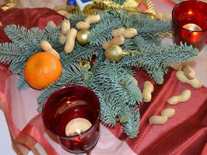 Alphorn-Bläser und IKL-Bläserensemble bei der Adventsfeier vom Herz-Jesu-Chor
