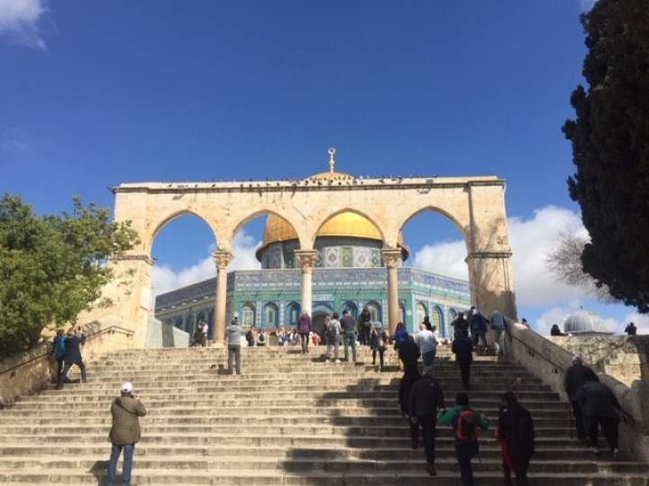 Pilgerreise in das Heilige Land - 2. Tag
