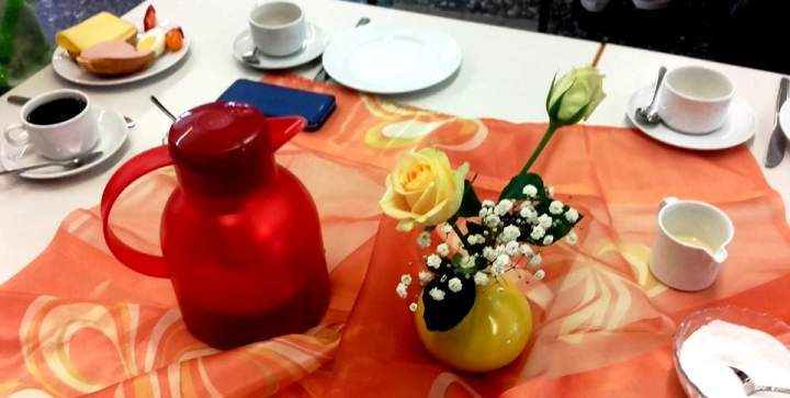 Gemeindefrühstück in Herz-Jesu