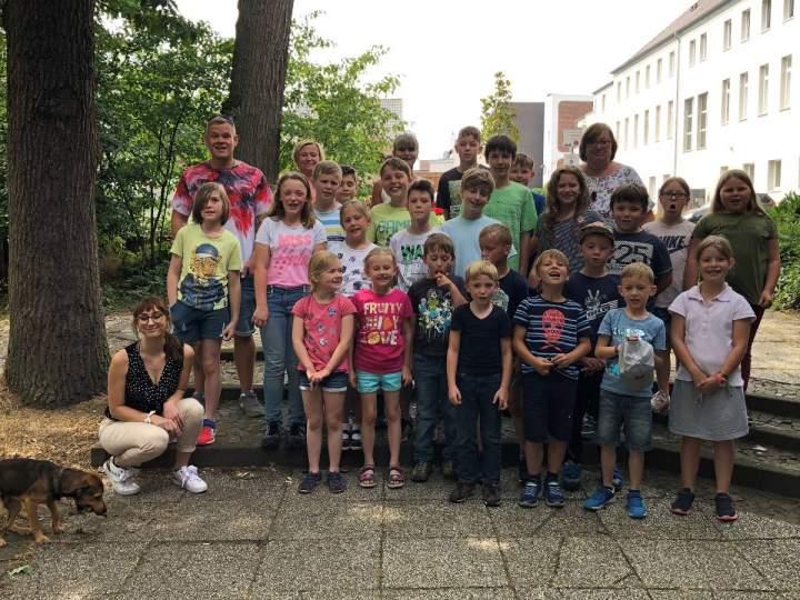 Ferienspiele im Kreuzbergheim