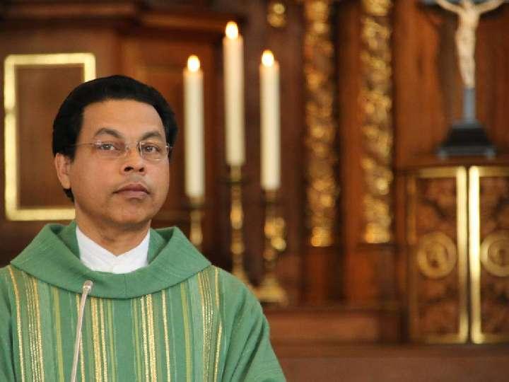 Verabschiedung von Pater Sebastian
