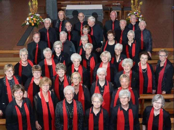 Herz-Jesu-Chor: Freude über neue Mitglieder, aber es heißt auch Abschied nehmen