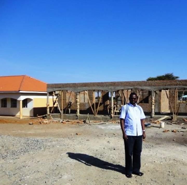 Besuch in Moroto/Uganda
